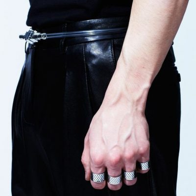 Perforated Ring