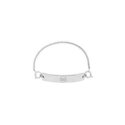 ID Plate Bracelet