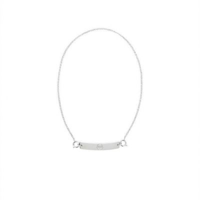 ID Plate Necklace