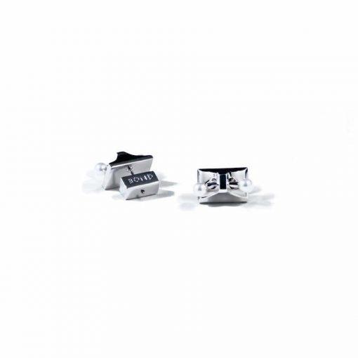 Pierced Mini Signature Earring