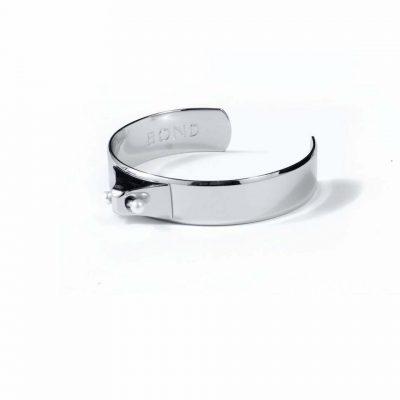 Pierced Signature Bracelet