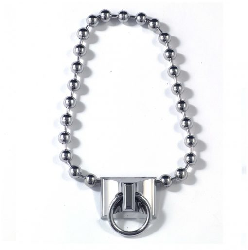 Hitch Ball Chain Necklace