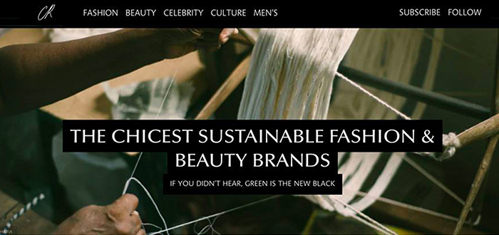 "| CR Fashion Book Names BOND Hardware Among ""The Chicest Sustainable Fashion & Beauty Brands"" 